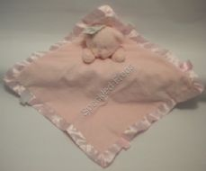 Soft plush Teddy Comfort Blanket in Pink